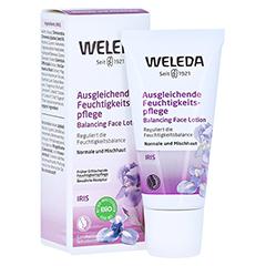 WELEDA Iris ausgleichende Feuchtigkeitspflege 30 Milliliter