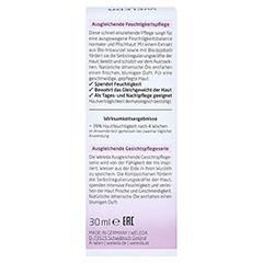 WELEDA Iris ausgleichende Feuchtigkeitspflege 30 Milliliter - Rückseite