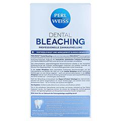PERLWEISS Dental Bleaching Kombipackung 2x10 Milliliter - Rückseite