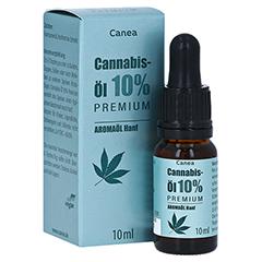 CANNABIS-ÖL 10% Canea Premium 10 Milliliter