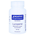 PURE ENCAPSULATIONS Lycopene 20 mg Kapseln 60 Stück