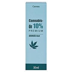 CANNABIS-ÖL 10% Canea Premium 30 Milliliter - Vorderseite