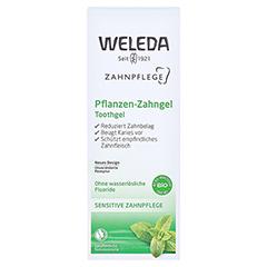 Weleda Pflanzen Zahngel 75 Milliliter - Vorderseite