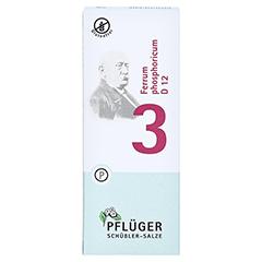 BIOCHEMIE Pflüger 3 Ferrum phosphoricum D 12 Tabl. 100 Stück N1 - Vorderseite