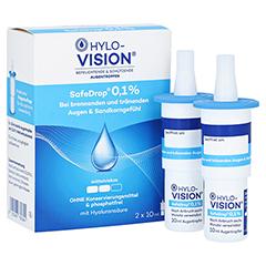 Hylo-vision Safedrop 0,1% 2x10 Milliliter