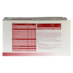BIOMO Aktiv Knochen- und Knorpelnahrung Granulat 90 Stück - Rückseite