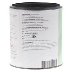 H&S Pfefferminzblätter (loser Tee) 50 Gramm - Rückseite
