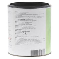 H&S Schlaf-und Nerventee (loser Tee) 75 Gramm - Rückseite