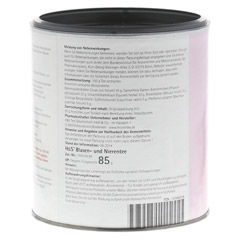 H&S Blasen- und Nierentee lose 85 Gramm - Rückseite