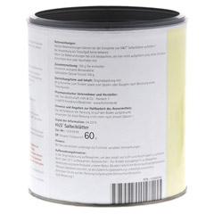 H&S Salbeiblätter Arzneitee 60 Gramm - Rückseite