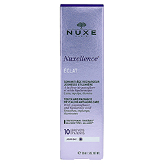 NUXE Nuxellence Eclat Creme 50 Milliliter - Rückseite