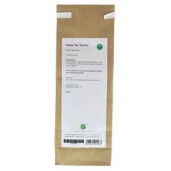 GRÜNER TEE Sencha bio 100 Gramm - Rückseite