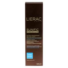 LIERAC Sunific Premium Apres Balsam 50 Milliliter - Rückseite