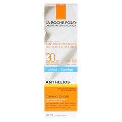 ROCHE-POSAY Anthelios Creme LSF 30 /R 50 Milliliter - Rückseite