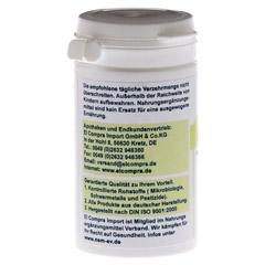 DONG QUAI Vegi Kapseln 500 mg 60 Stück - Rückseite