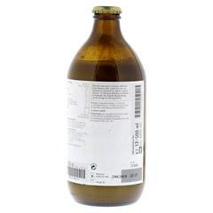 FRESUBIN ORIGINAL Pfirsich 500 Milliliter - Rückseite