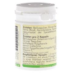 BEIFUSS Kapseln mit Vitamin C 60 Stück - Rückseite