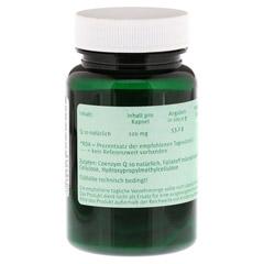 Q10 120 mg Kapseln 30 Stück - Rückseite
