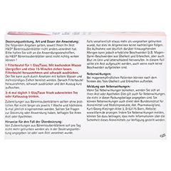H&S Bärentraubenblätter 20 Stück N1 - Rückseite