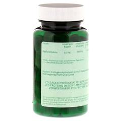 HYALURONSÄURE 50 mg Kapseln 60 Stück - Rückseite