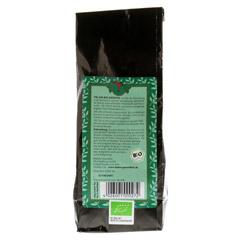 TAI CHI Bio Grüntee Tüte 100 Gramm - Rückseite