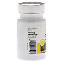 CHLORELLA 400 mg Tabletten 100 Stück - Rückseite
