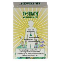 PK STRATH Kräuterhefe Tabletten 140 Stück - Rückseite