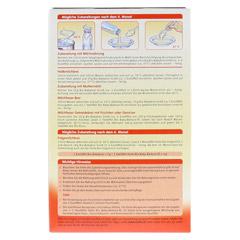 HOLLE Bio Babybrei Grieß 250 Gramm - Rückseite