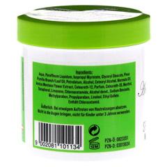 MURMELIN Emulsion Arlberger 200 Milliliter - Rückseite