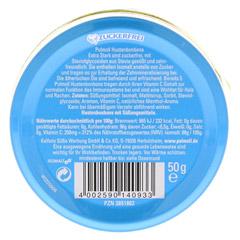 PULMOLL Hustenbonbons extra stark zuckerfrei 50 Gramm - Rückseite