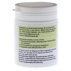 RHODIOLA ROSEA 3% Vegi Kapseln 180 Stück - Rückseite