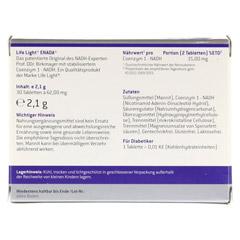ENADA Tabletten 30 Stück - Rückseite