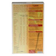 OPTINUVIT Instant BS Pulver 2x176 Gramm - Rückseite