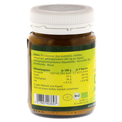 COLOSTRUM KAPSELN 300 mg 90 Stück - Rückseite