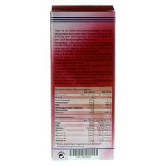 LOMAVITAL Eisen+Zink flüssig 250 Milliliter - Rückseite