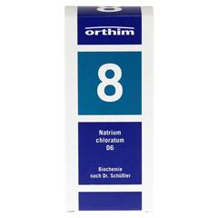 BIOCHEMIE Orthim 8 Natrium chloratum D 6 Tabletten 400 Stück N3 - Rückseite