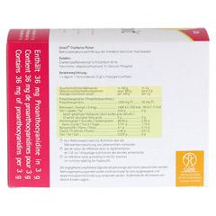 UROVIT Cranberry Pulver 30x3 Gramm - Rückseite
