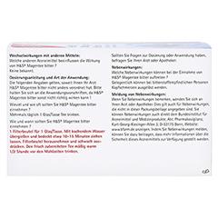 H&S Magentee Filterbeutel 20 Stück - Rückseite