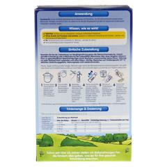 HUMANA SL Pulver milchfreie Spezialnahrung Pulver 500 Gramm - Rückseite