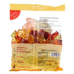 ALPENLAND Fruchtsaft Bären 10Frucht klein 500 Gramm - Rückseite