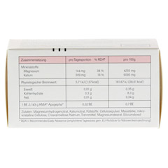 KMA Apogepha Tabletten 100 Stück - Rückseite