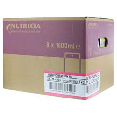 NUTRISON Energy Multi Fibre Pack flüssig 8x1000 Milliliter - Rückseite