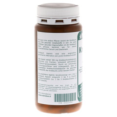 Knoblauch 500 mg geruchsarm Kapseln 180 Stück - Rückseite