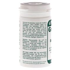 GRAPEFRUIT KERN Extrakt 400 mg Kapseln 60 Stück - Rückseite