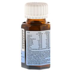 NATURAFIT Kindervitamine m.Calcium Lutschtabletten 40 Stück - Rückseite