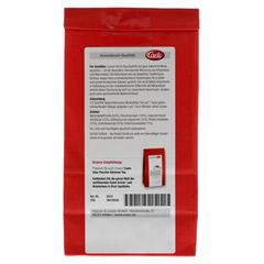 Artischocke Mariendistel Tee Caelo HV-Packung 100 Gramm - Rückseite