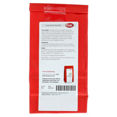 TEUFELSKRALLE WEIDENRINDE Tee Caelo HV-Packung 80 Gramm - Rückseite