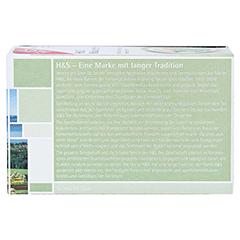 H&S Kräutertee Mischung Filterbeutel 20 Stück - Rückseite