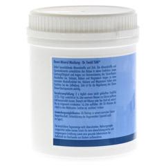 Basen Mineral Mischung LQA Pulver 500 Gramm - Rückseite