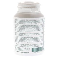 INDOL 3 Carbinol 250 mg Vegetarische Kapseln 120 Stück - Rückseite